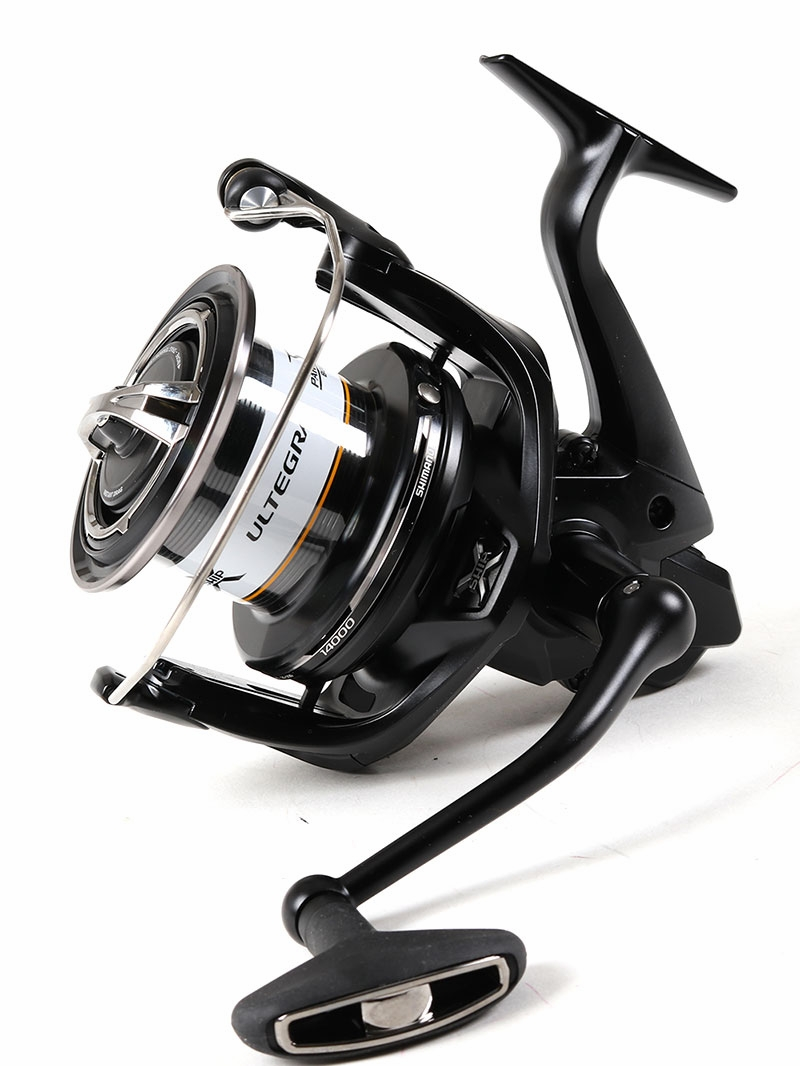 Shimano ult14000xtd ultegra xtd surf spinning reel for Surf fishing reels