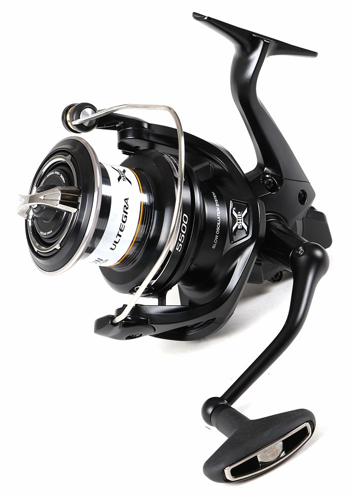 Shimano ult5500xtd ultegra xtd surf spinning reel for Surf fishing reels