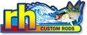 Shop RH Custom Rods Fishing Rods & Apparel