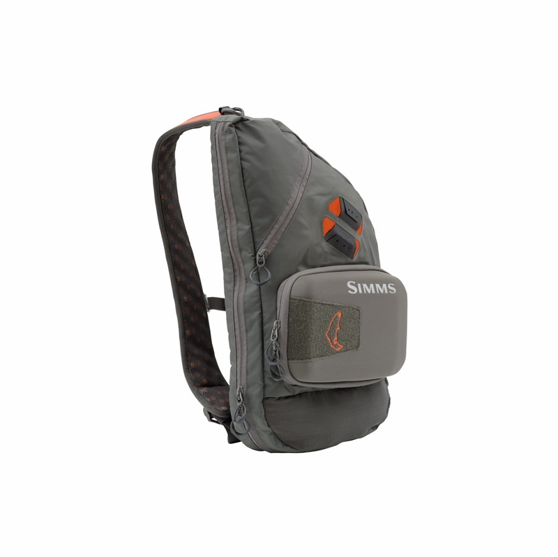Simms pg 10482 headwaters sling pack tackledirect for Fishing sling pack