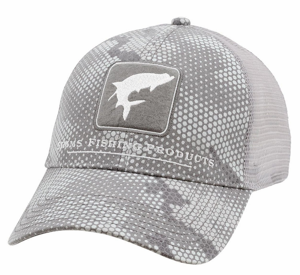 Simms hm stc11 tarpon trucker hat for Simms fishing hat