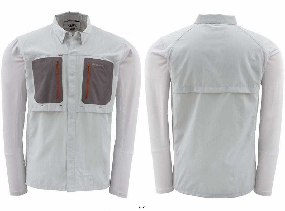 Simms PG-10445 GT Tricomp Long Sleeve Shirts | TackleDirect