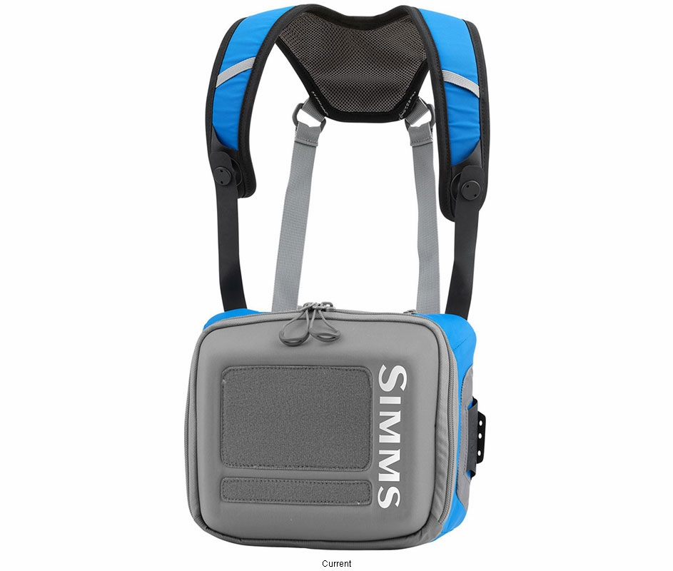 Simms pg 11016 waypoints chest pack tackledirect for Fish usa com