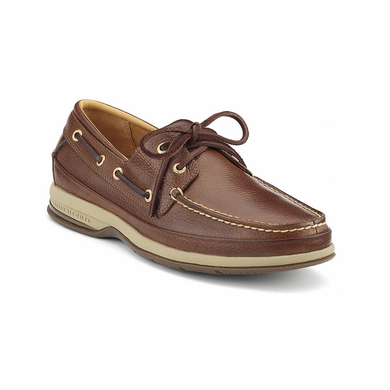 Sperry 0579060 top sider men 39 s asv 2 eye boat shoe for Best boat shoes for fishing