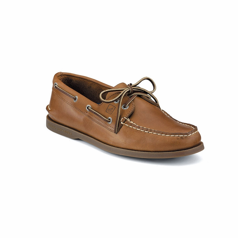 Sperry Top-Sider Men's Authentic Boat Shoe Sahara ...