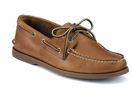 Sperry Top-Sider Men's Authentic Original Boat Shoe Sahara