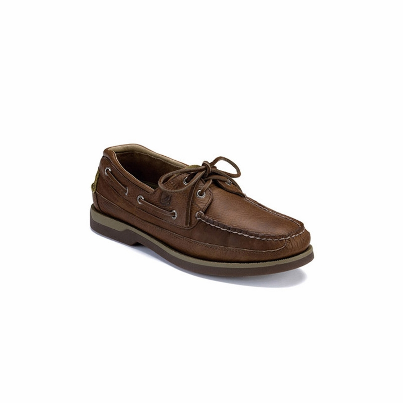 Sperry Top Sider Mako  Eye Boat Shoes