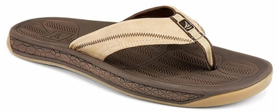 Sperry Top Sider Sea Kite Thong Brown Tackledirect