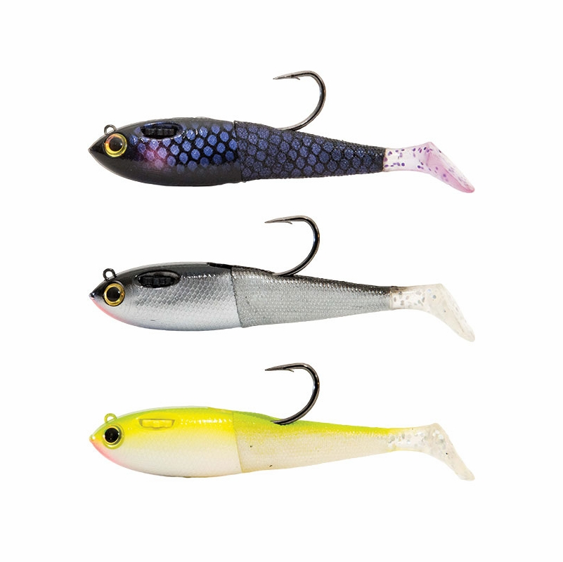 Spooltek pro series 4 in fatty with 10 in leader for Freshwater fishing lures