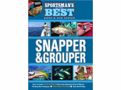 Sportsmans Best Snapper and Grouper Book