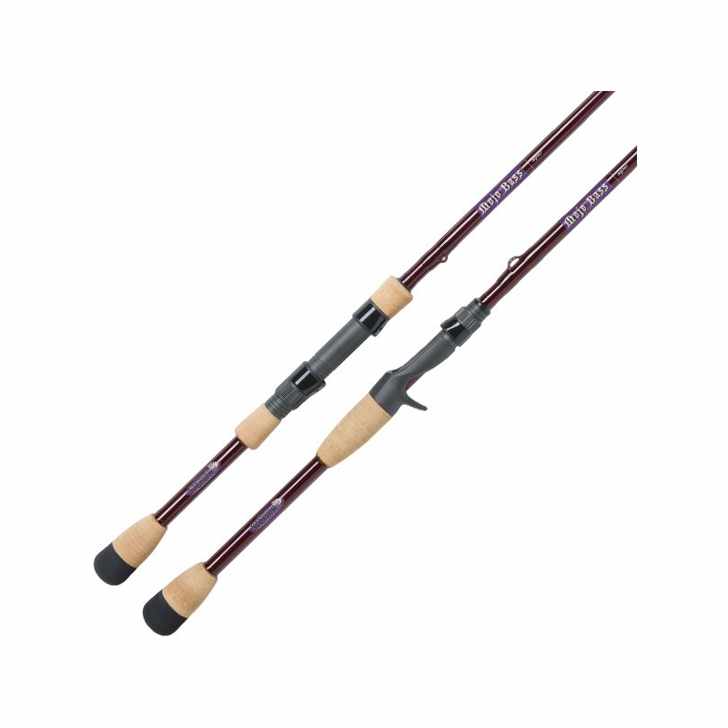 St croix mojo bass freshwater casting spinning rods for Freshwater fishing rods