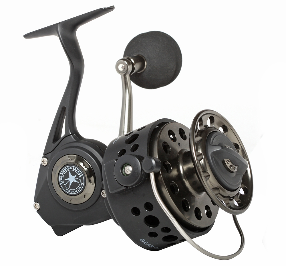 Star rods s series spinning reels tackledirect for Fishing rods and reels