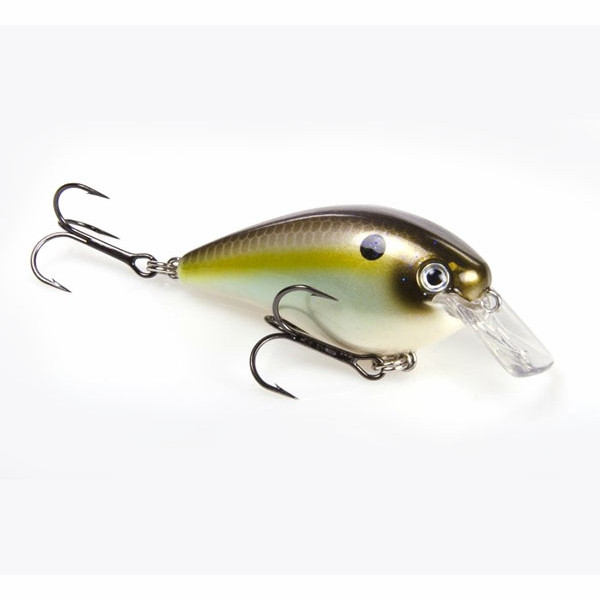 Strike king pro model kvd square bill crankbaits for Freshwater fishing lures