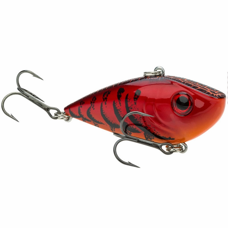 Strike king red eyed shad tungsten 2 tap tackledirect for Fishing lures at walmart