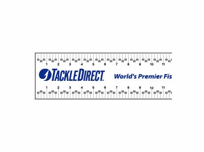Tackledirect ruler sticker for Fish ruler sticker
