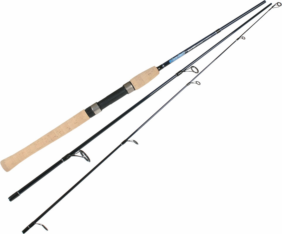 Tackledirect silver hook series travel rods tackledirect for Saltwater fishing rods