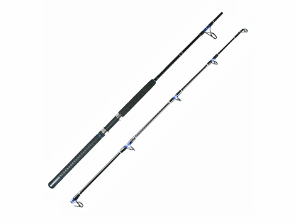 TackleDirect TDSSJ63M Silver Hook Series Spin Jigging Rod