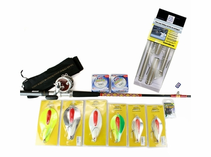 TackleDirect Wire Trolling Package