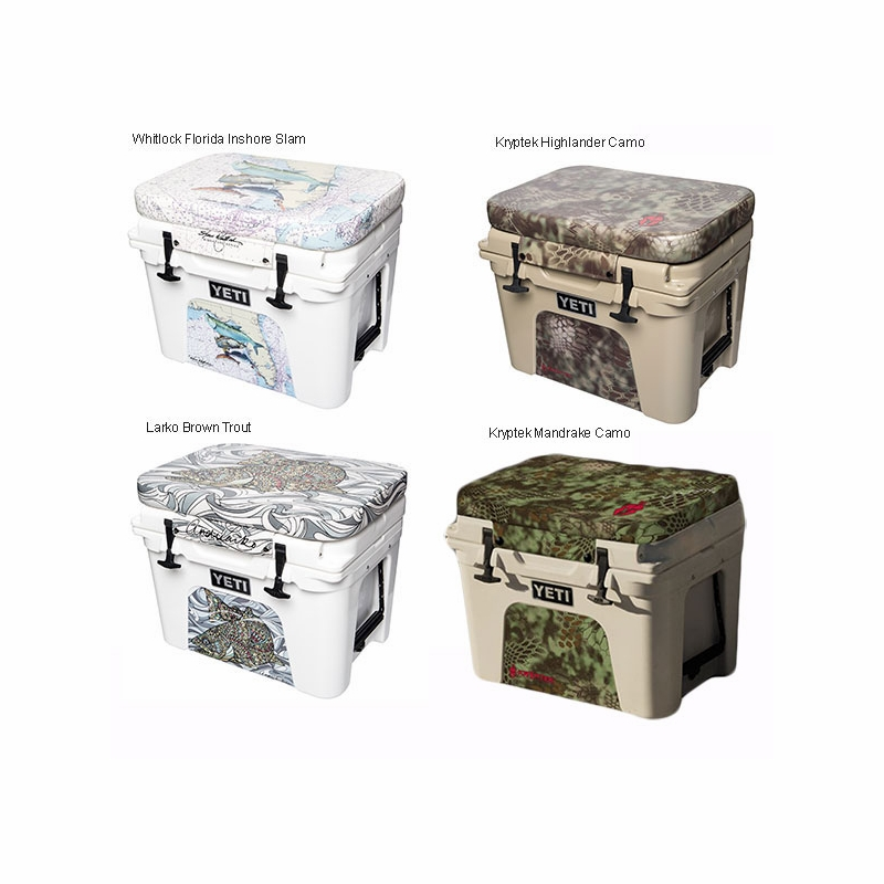 Tempress Cushion/Wrap Combos for Yeti Tundra Coolers