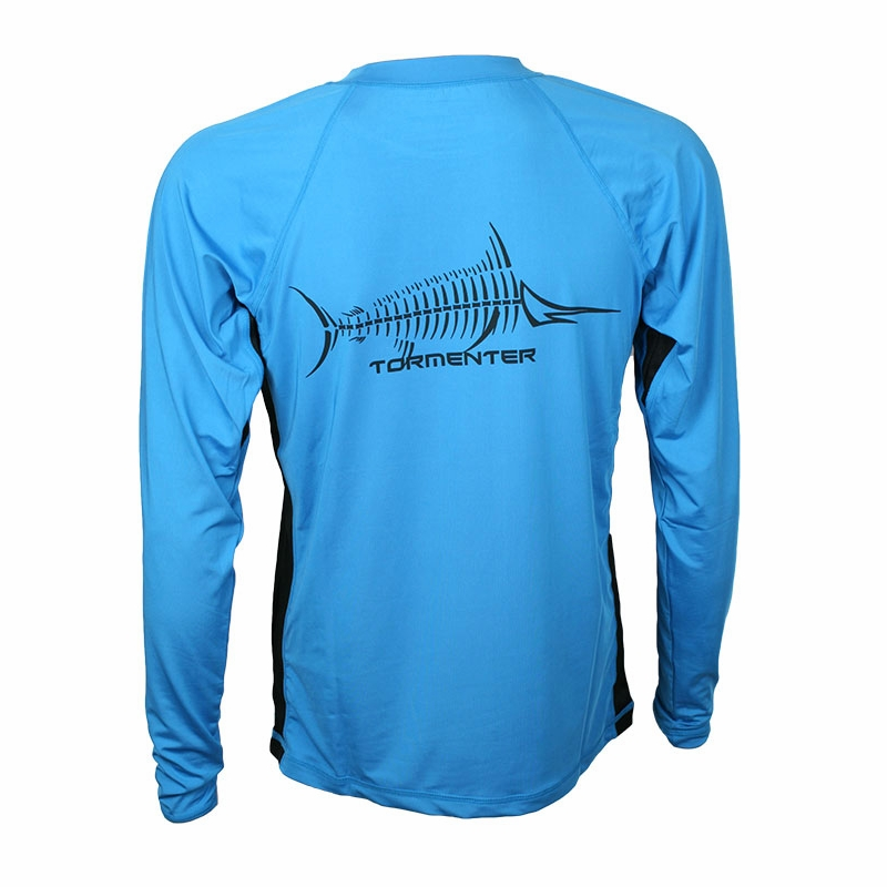 tormenter spf long sleeve shirt marlin