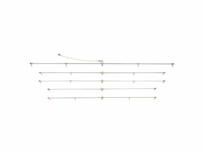 Tournament Cable 400SSB-36 Heavy Flex Charter Stainless Spreader Bar