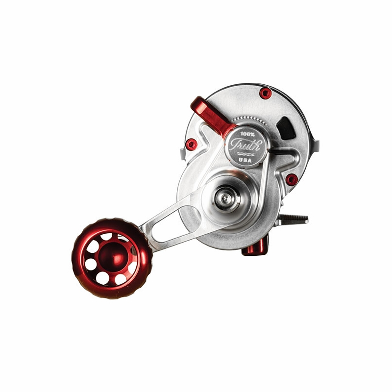 Truth large game billfish lever drag reels tackledirect for Truth fishing reels