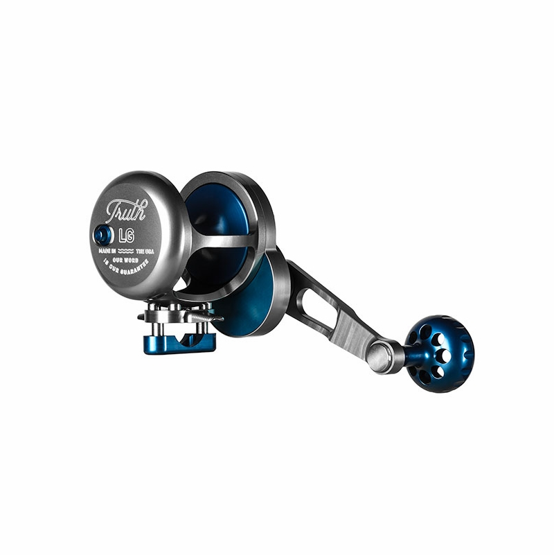 truth large game conventional lever drag reels tackledirect