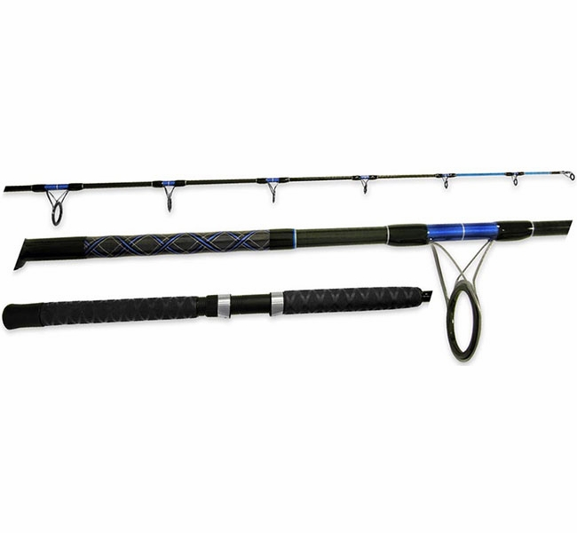 Tsunami sabsxt 661mh sapphire xt boat spinning rod for Tsunami fishing rods