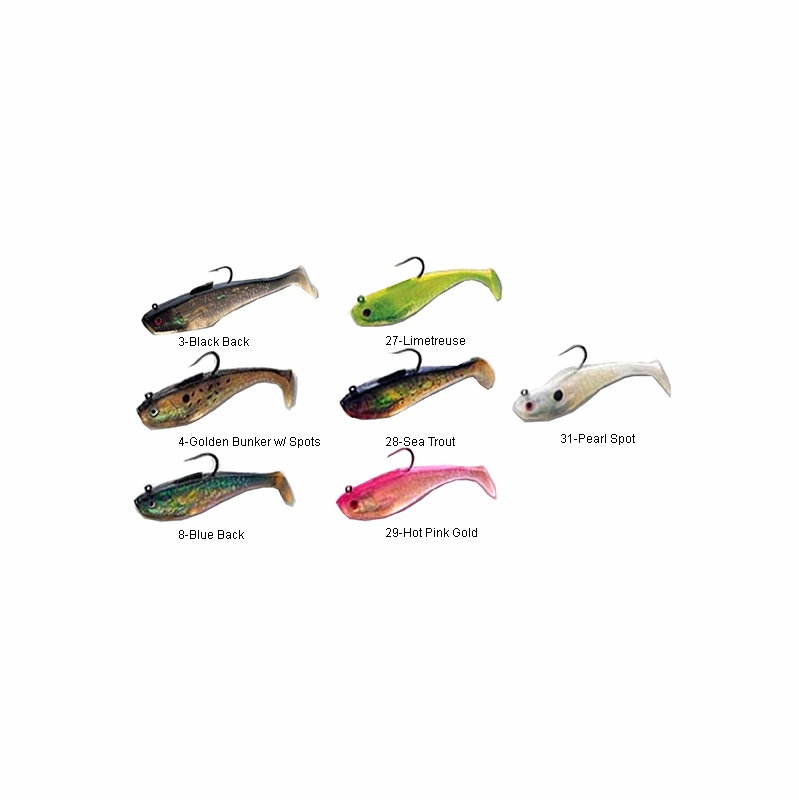 how to use soft bait lures