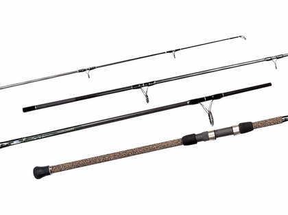 Tsunami Trophy Surf Spinning and Casting Rods