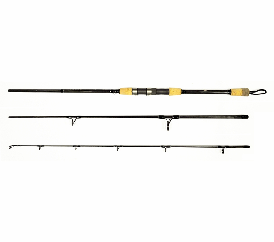 Tsunami tscs 763h travel kayak inshore rod tackledirect for Tsunami fishing reels