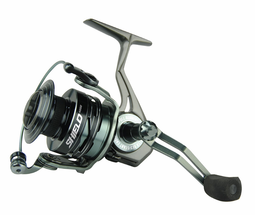 tsunami tsshd4000 shield spinning reel tackledirect
