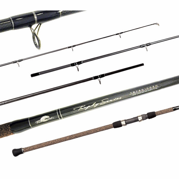 tsunami tstsc 1102xh trophy surf casting rod tackledirect