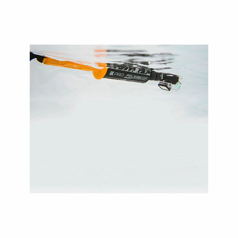 Ukpro pov floating camera poles tackledirect for Fishing lure with camera
