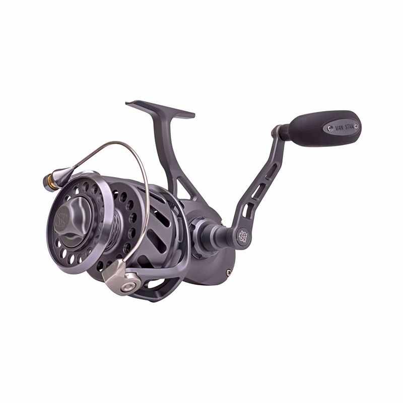 van staal vm275 spinning reel tackledirect