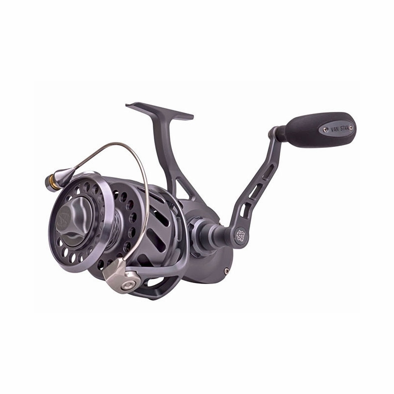 Van staal vm275 spin reel st croix avid rod combo for Best surf fishing rod and reel combo