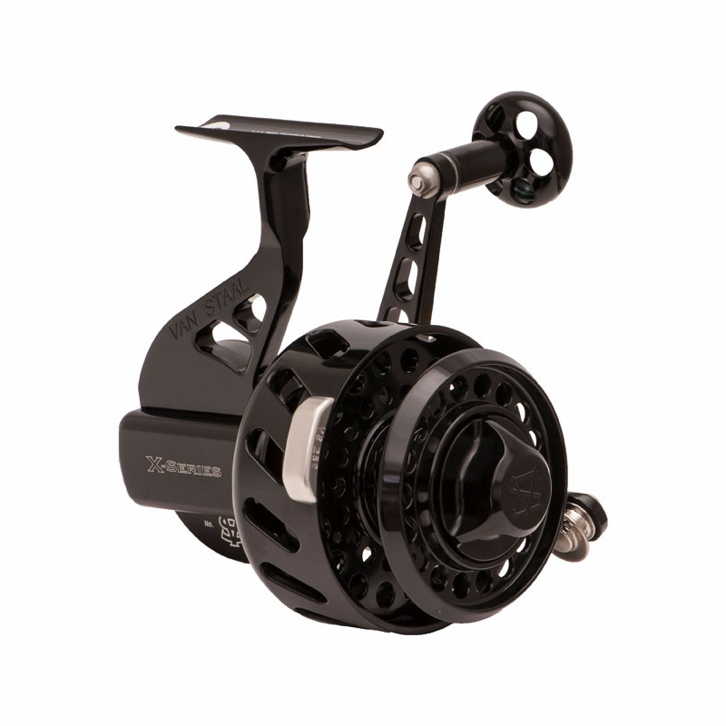 van staal vs x series spinning reels tackledirect