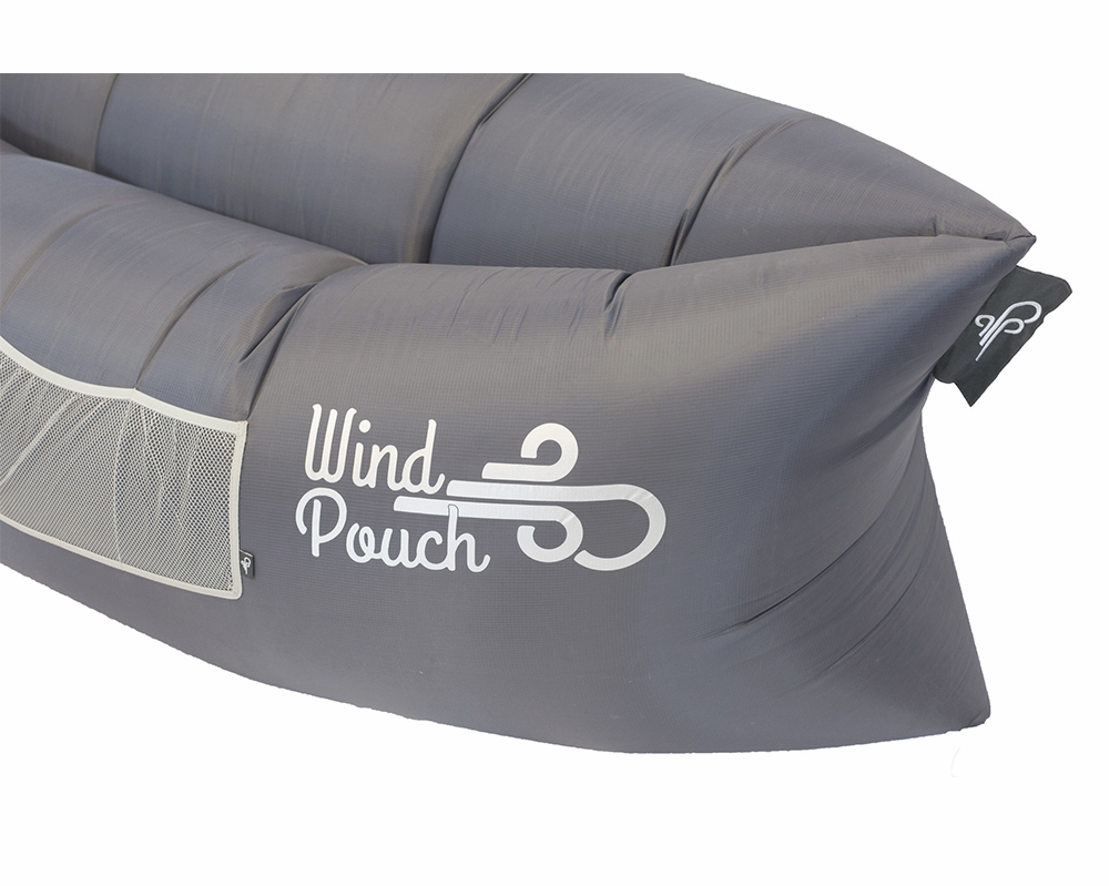 Windpouch Inflatable Hammock   Deep Charcoal