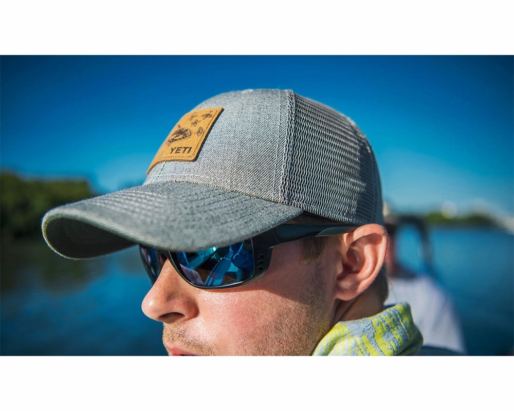 f267fcf1cd6a2 Yeti Permit Mangroves Patch Trucker Hat