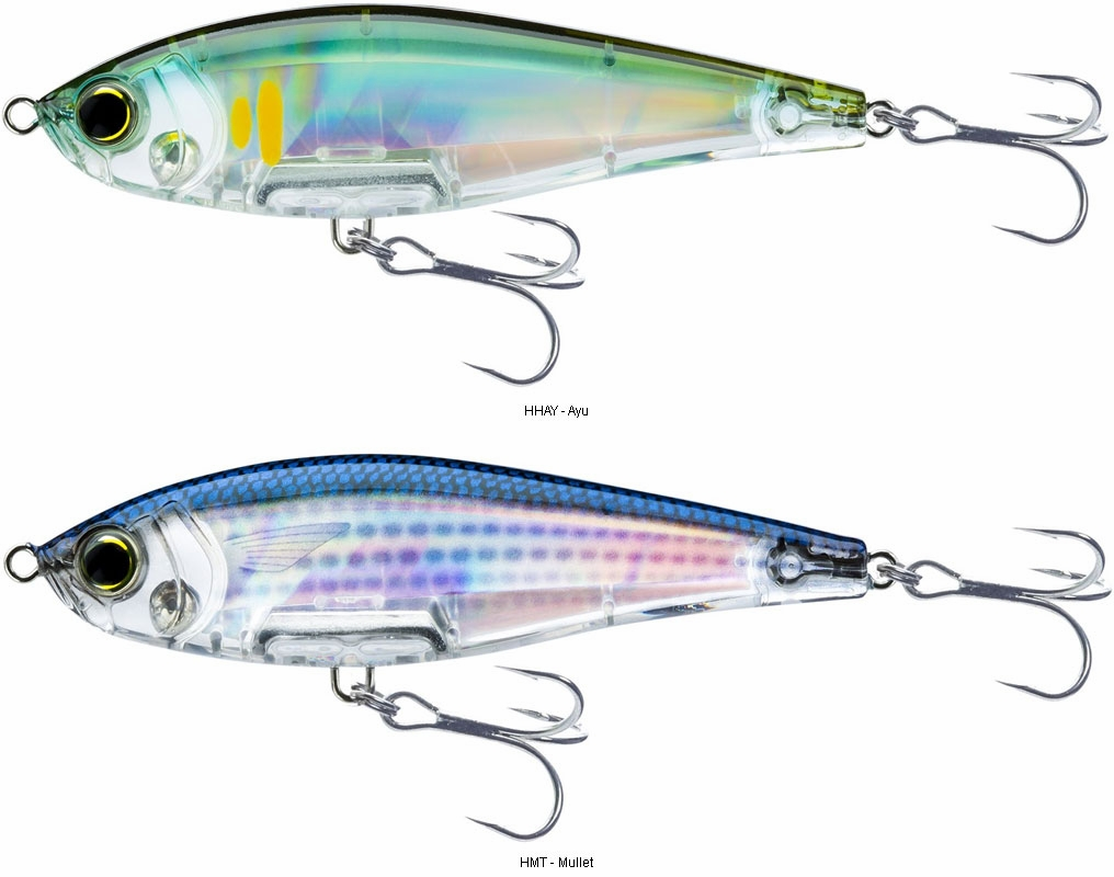 Yo zuri 3d inshore twitchbait lures tackledirect for Best saltwater fishing line color
