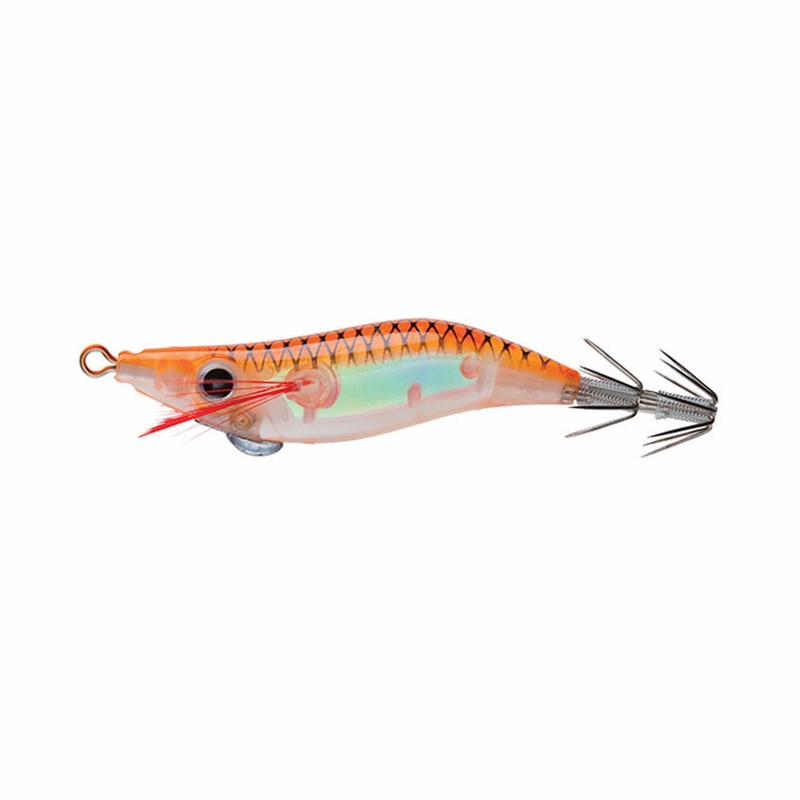 Yo zuri a1696 mini squid jig aurora lure tackledirect for Yo yo fishing