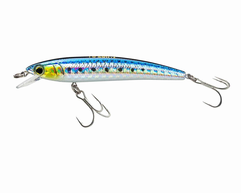 Yo zuri pins minnow sinking lures tackledirect for Yo yo fishing