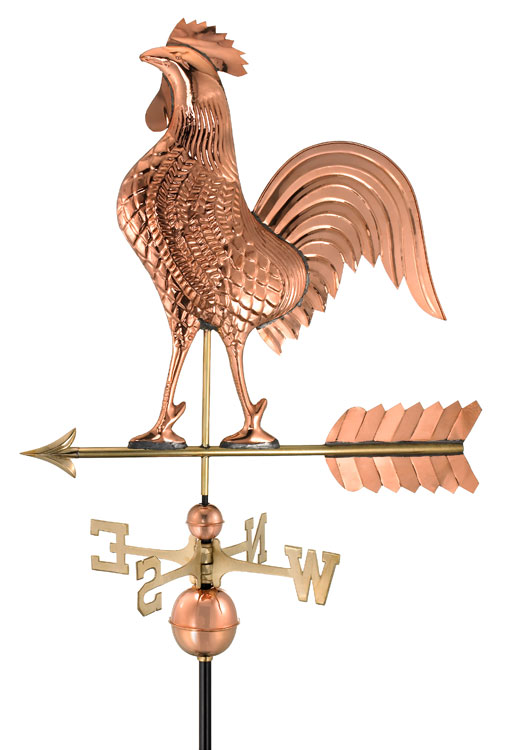 Rooster Weathervanes 27 Rooster Weathervane Cupola