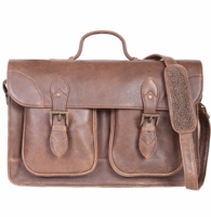 Aero Squadron Leather Work Bag