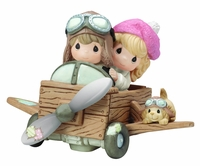 Couples that Fly Together Figurine | $20 in Savings
