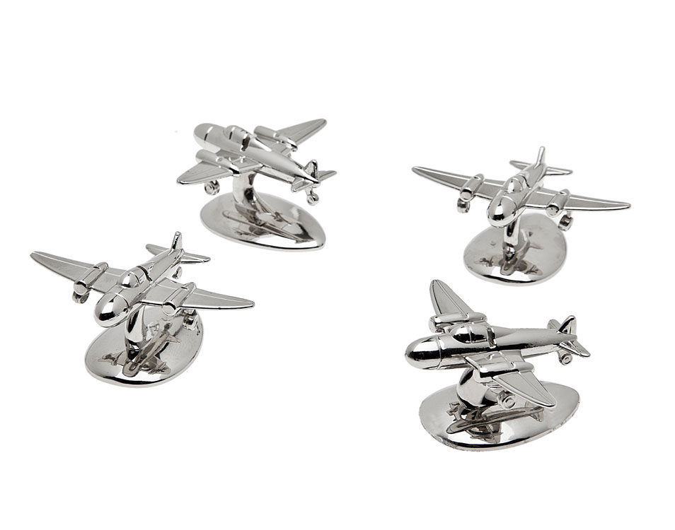 Airplane Place Card Holders | Aviation Placecard Holders | Airplane Gifts