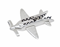 Airplane Shaped Corkscrew Pull