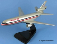 American Airlines DC-10 Model Airplane