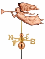 Angel Weather Vane