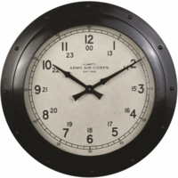 Army Air Corps Clock